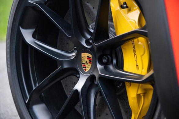Anmeldelse: Første tur i Porsche Cayenne Turbo Coupé