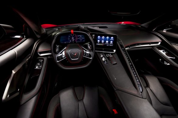 Værd at vide om den nye Chevrolet Corvette