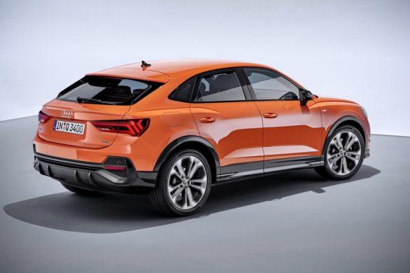 Se billederne: Her er den nye Audi Q3 Sportback