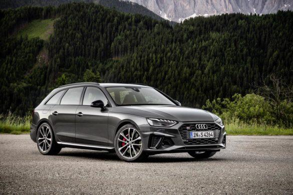 Anmeldelse af ny Audi S4: Slagkraftigt dieselmissil