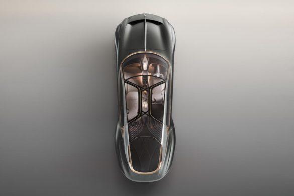 Bentley EXP 100 GT er klimaforkæmperens nye sportsvogn