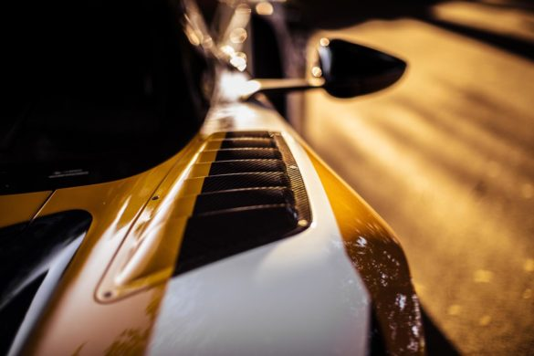 Ford GT Mk II: 700-hestes trackdaydrøm