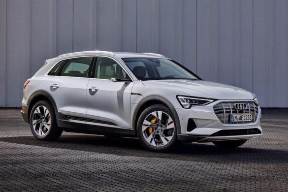 Nu kommer den billigere version af Audi e-tron
