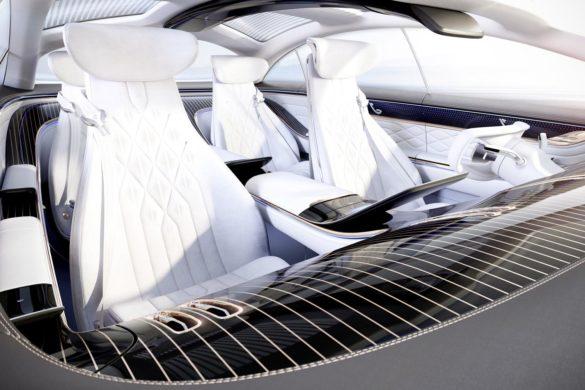 Elektrisk Mercedes S-klasse klarer 700 kilometer på én opladning