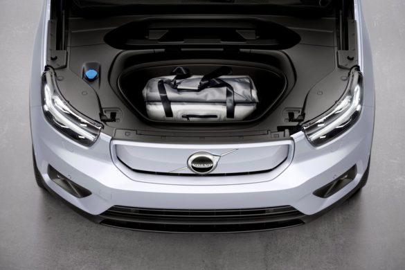 XC40 Recharge: Her er Volvos første elbil