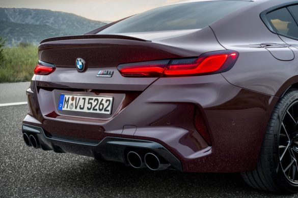 Sexy Thing: BMW M8 Grand Coupé Competition