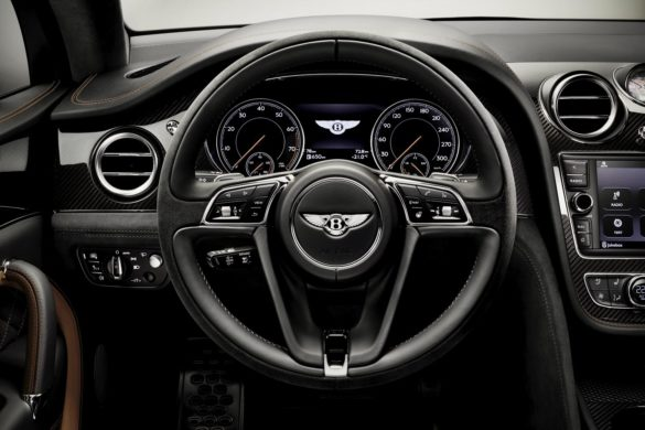 Anmeldelse: Bentley Bentayga Speed