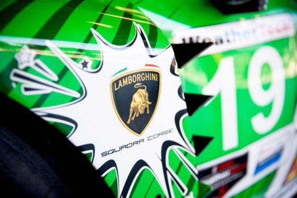Christina Nielsen klar til første 24-timersløb med Lamborghini