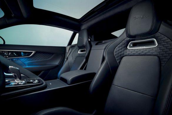 Se billederne: Facelift til Jaguar F-Type