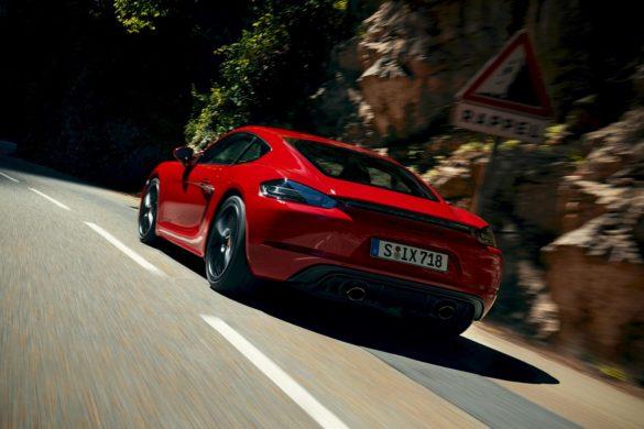 Er Porsche Cayman og Boxster GTS 4.0 årets nyhed?