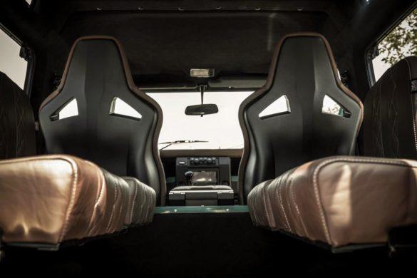 Er det her verdens mest tjekkede Land Rover?