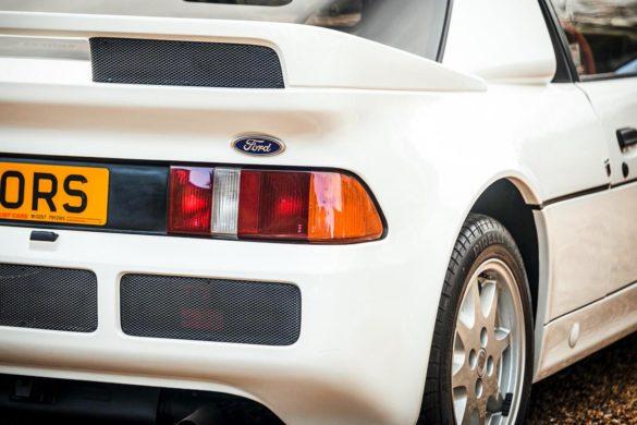 Køb den på auktion: Firsernes fedeste Ford?