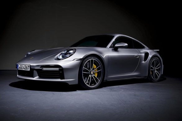 Der TURBO: Her er den nye konge-Porsche