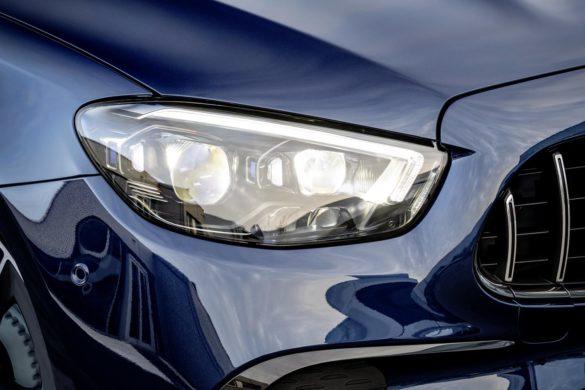 Power-hybrid til familien: Opdateret Mercedes-AMG E 53