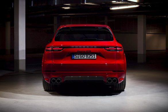Upsizing: V8-power til den nye Cayenne GTS