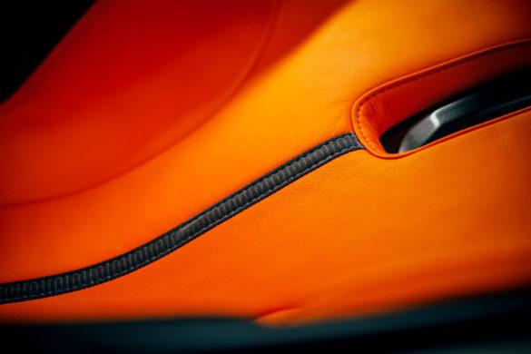 Gordon Murrays T.50 er nutidens version af McLaren F1